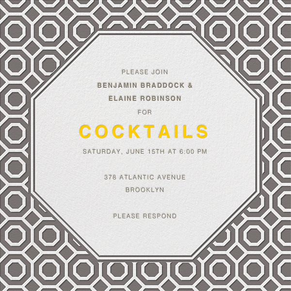 Nixon - Clay - Jonathan Adler - Cocktail party