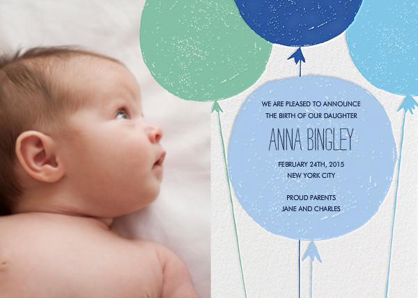 Baby Cheeks - Blue - Mr. Boddington's Studio - Birth