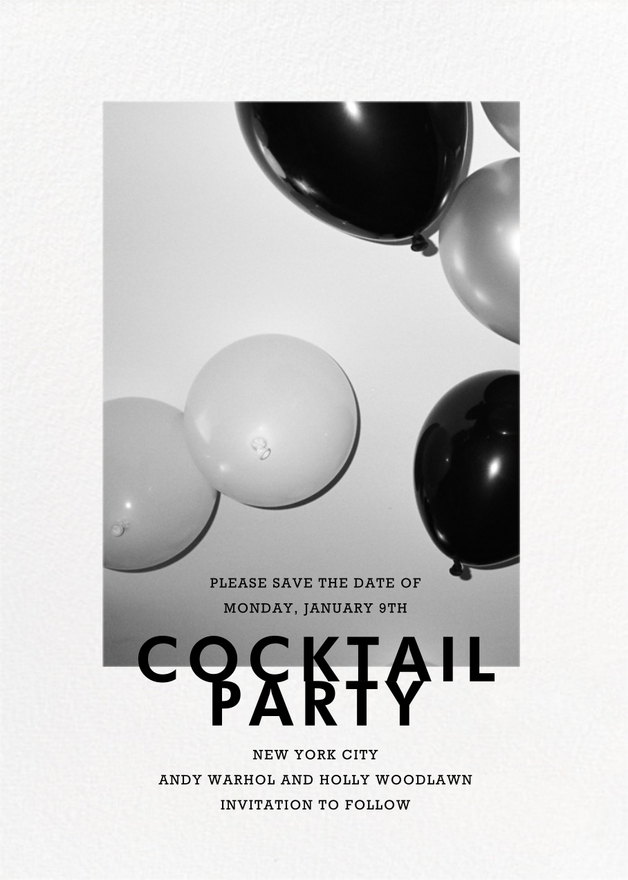 Vertical Overlap - Paperless Post - Cocktail party