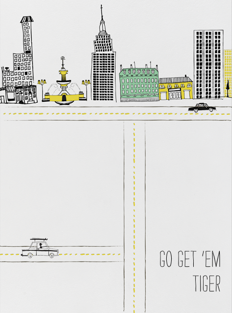 Go Get Em Tiger - Mr. Boddington's Studio
