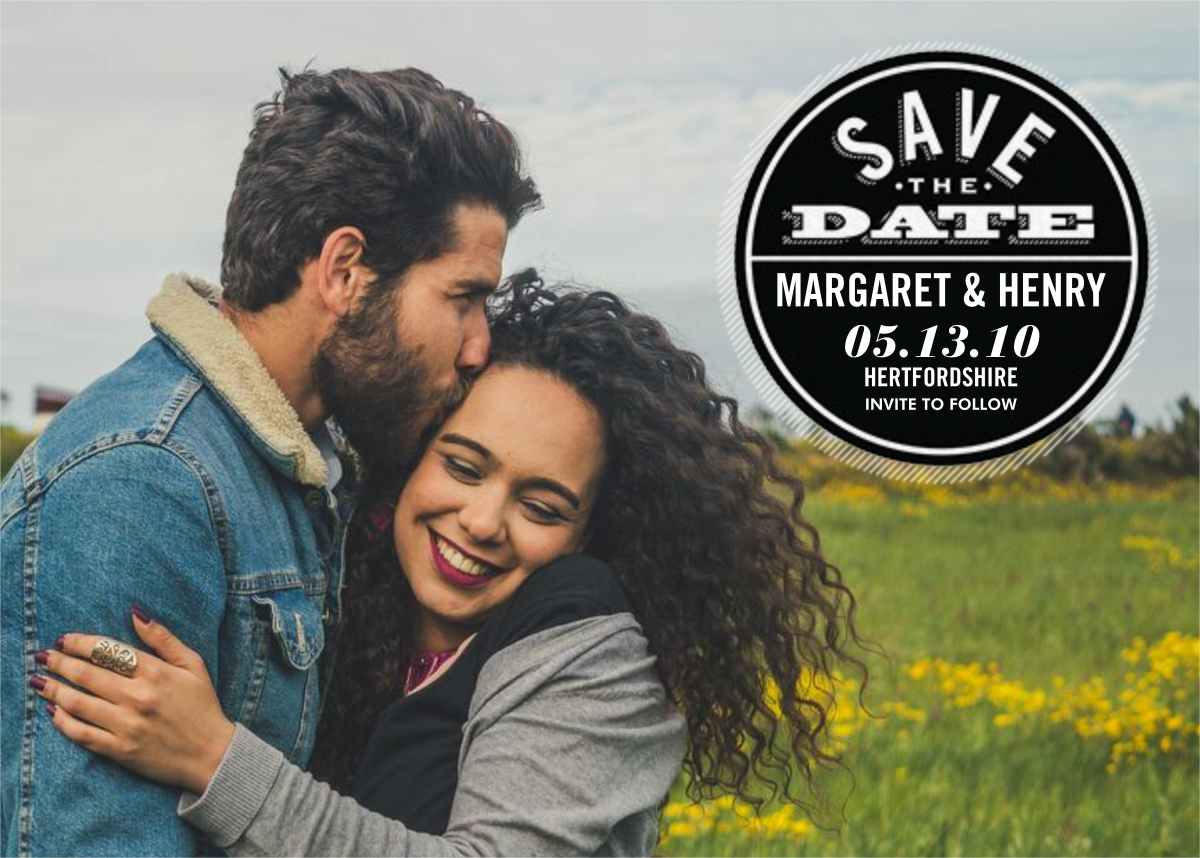 Seal the Date - Paperless Post - Save the date