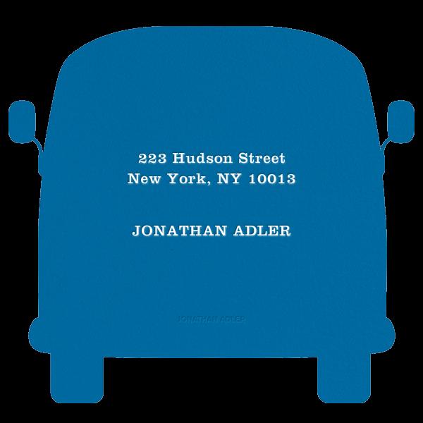 Bus 4 Love - Jonathan Adler - Moving - card back