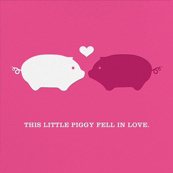 Piggy Love - Jonathan Adler