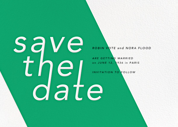 Northwest - Paperless Post - Party save the dates