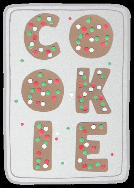Cookie Tray - Paperless Post - Cookie swap