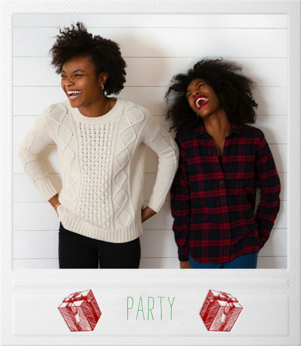 Snapshot - Gifts - Paperless Post - Christmas party
