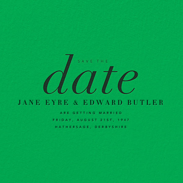 Pierre - Paperless Post - Save the date