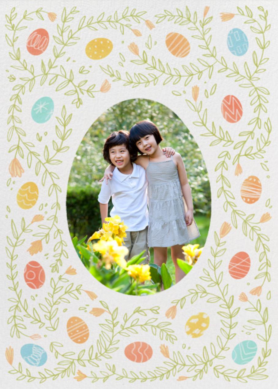 Egg Vine Photo - Paperless Post