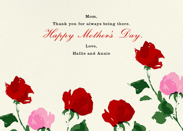 Rose (Thank You) - kate spade new york - Mother's Day