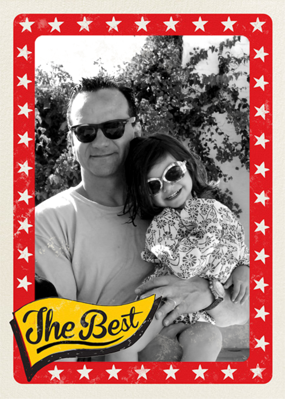 The Best - Paperless Post - Father's Day