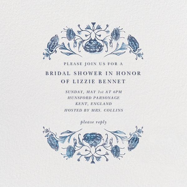 Grace II (Bridal Shower) - Paperless Post - Bridal shower