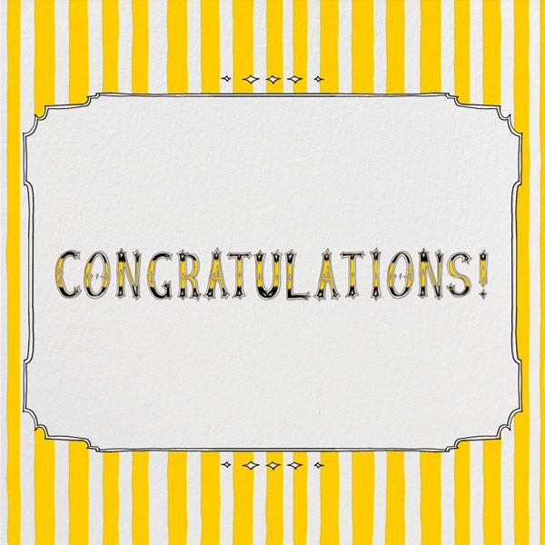 Cirque - Congratulations - Paperless Post