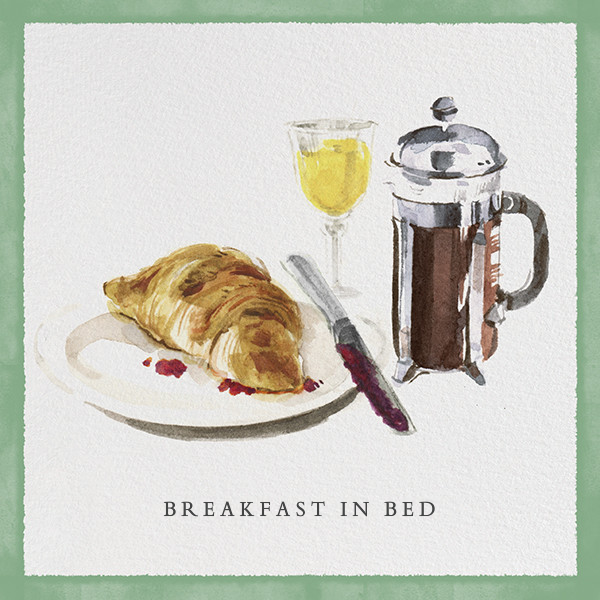 Breakfast in Bed - Paperless Post - Birthday cards