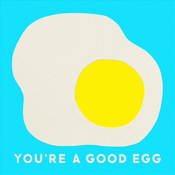 Good Egg - The Indigo Bunting - Just because