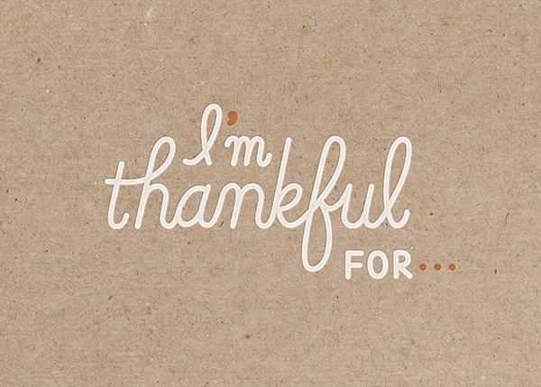 I Statement - Paperless Post - Thanksgiving