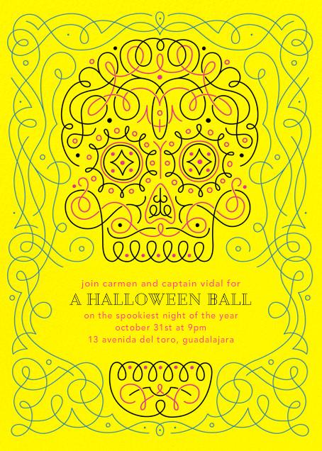 I See Spirits - Paperless Post - Halloween