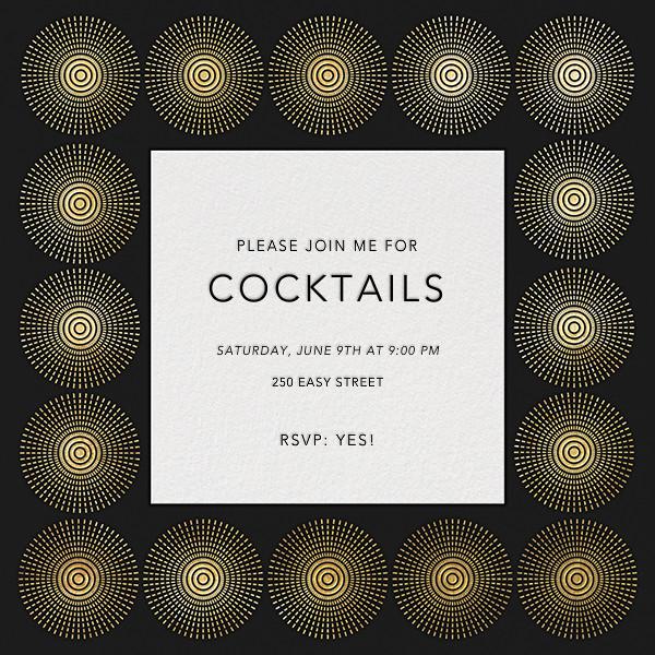 Santorini Too - Gold - Jonathan Adler - Cocktail party