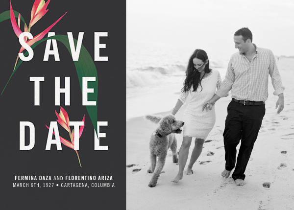 Paradisier (Save the Date) - Paperless Post