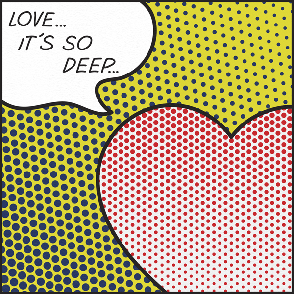 Love It's So Deep - Paperless Post