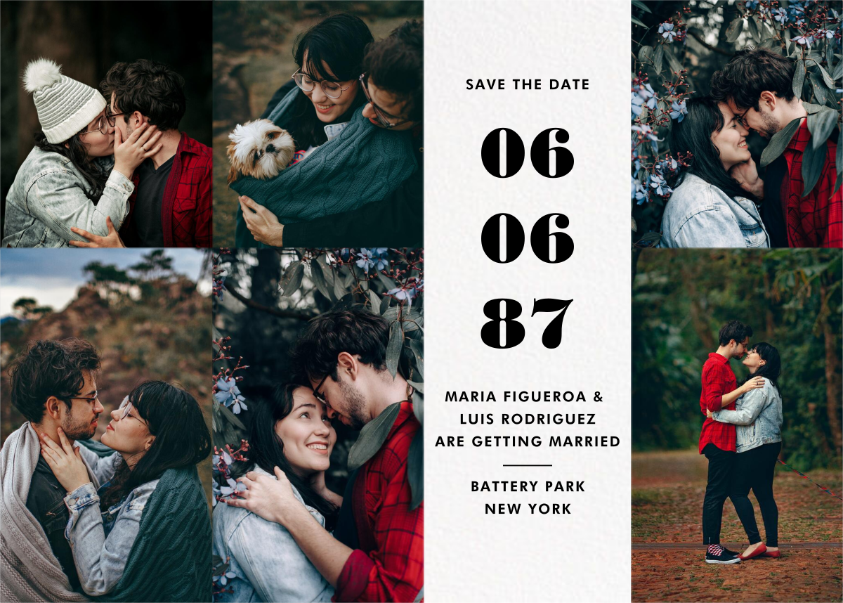 Sugar Maple - Paperless Post - Save the date