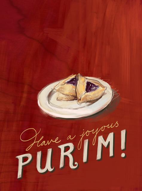 Hamantaschen - Paperless Post - Purim