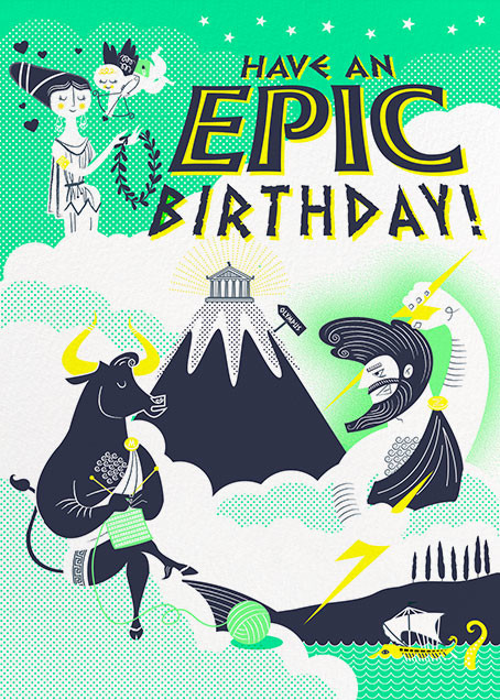Epic Birthday - Hello!Lucky - Birthday