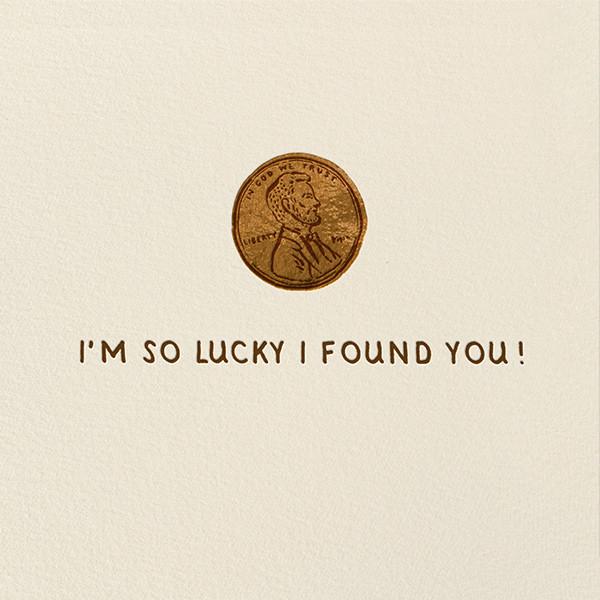 Lucky Penny - Hello!Lucky - Love and romance