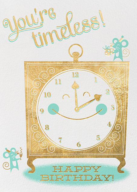 You're Timeless - Hello!Lucky - Birthday