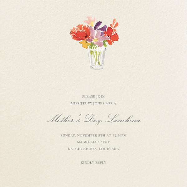 Kitchen Bouquet - Felix Doolittle - Mother's Day