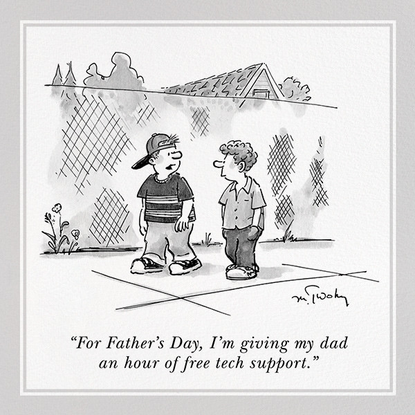 Father's Day - The New Yorker - Father's Day