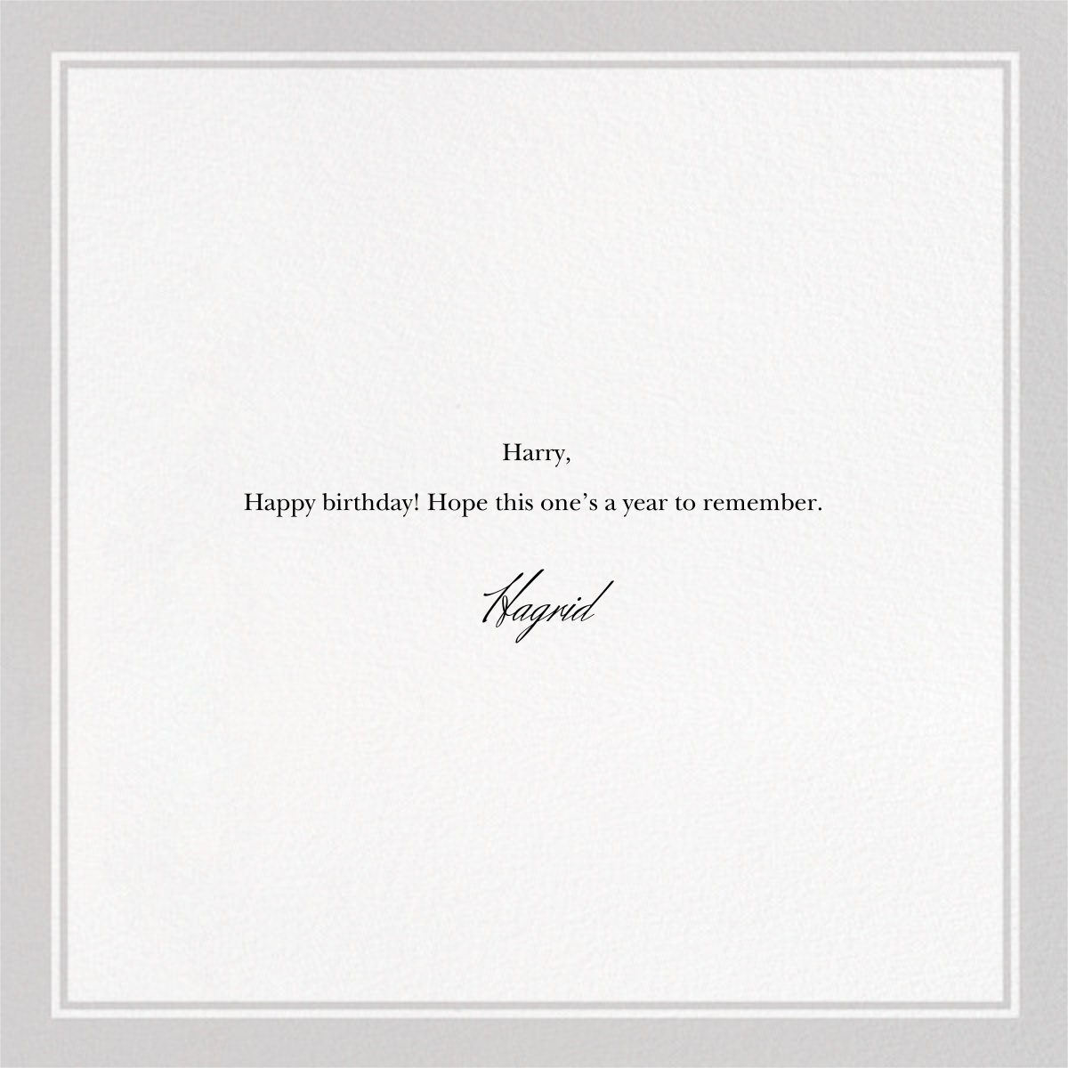Baby Boomer - The New Yorker - Funny birthday eCards - card back