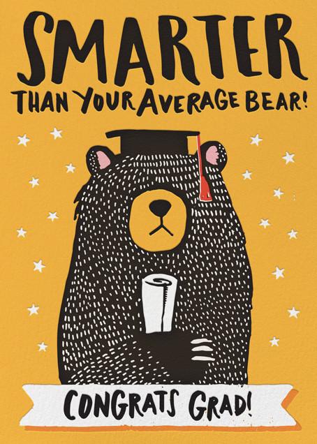 Average Bear - Hello!Lucky - Graduation