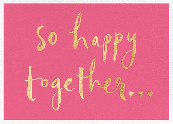 So Happy Together - Pink - kate spade new york