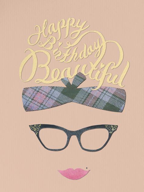 Happy Birthday Beautiful - Paperless Post