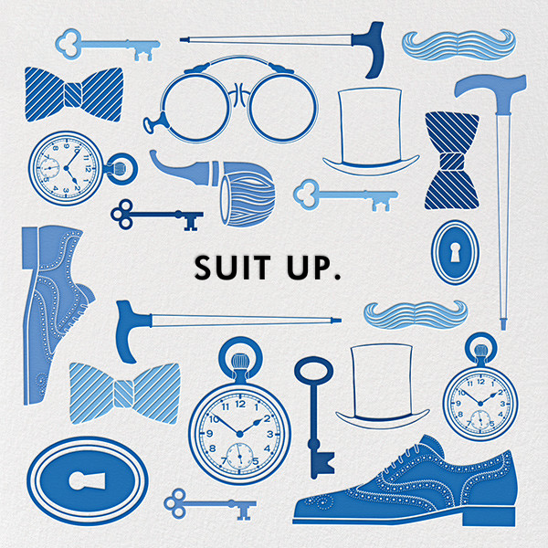 Suit Up - Jonathan Adler - Bachelor party