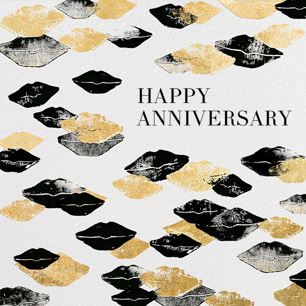 Affection - Kelly Wearstler - Anniversary cards