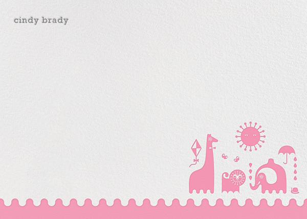 Junior - Pink - Jonathan Adler - Kids' stationery