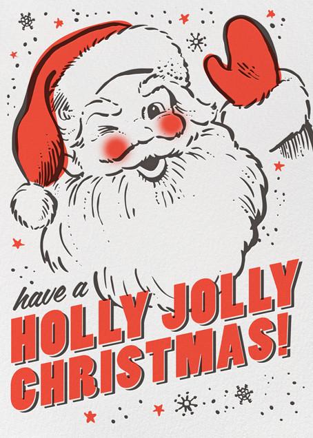 Holly Jolly Christmas - Hello!Lucky - Christmas