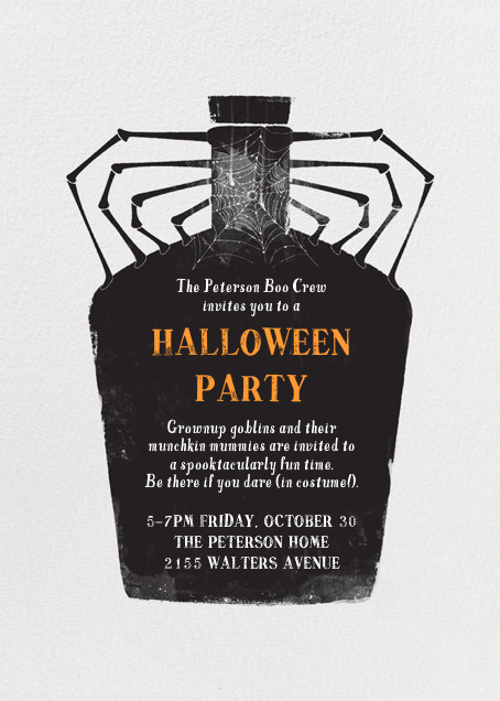 Witch's Brew - Crate & Barrel - Halloween