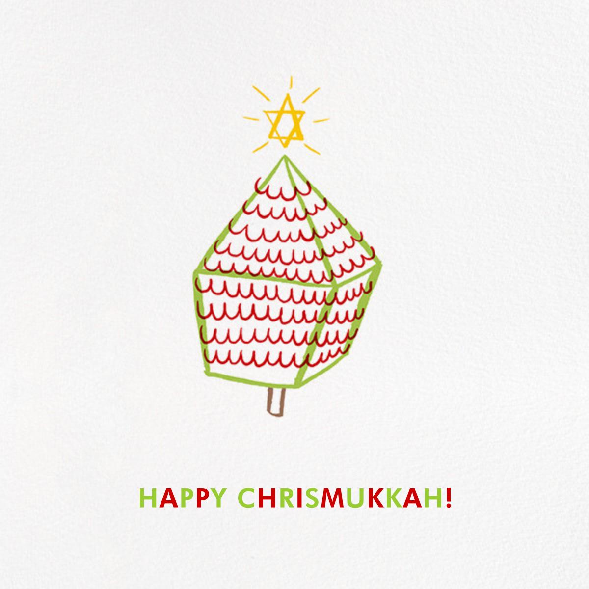 O Spinnenbaum - Paperless Post - Hanukkah