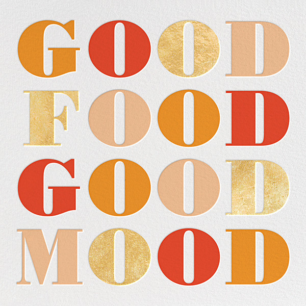Good Food Good Mood - kate spade new york - kate spade new york