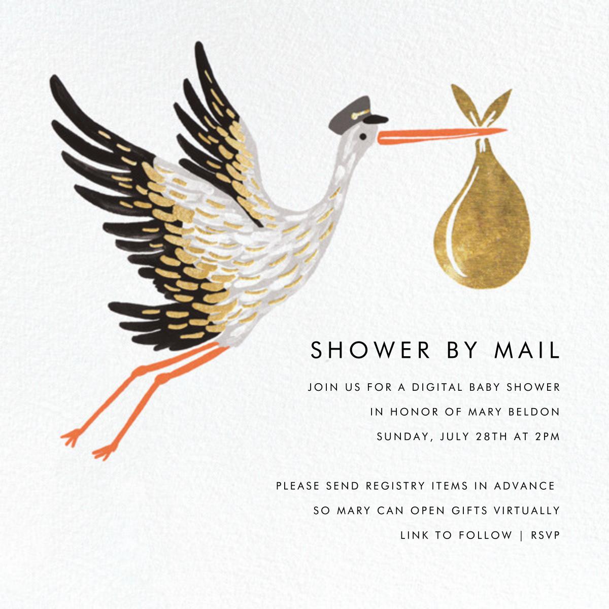 Stork's Bundle - Rifle Paper Co. - Baby shower