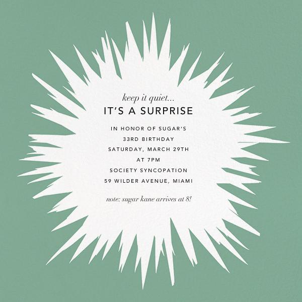 Exuberant - Celadon - Kelly Wearstler - Adult birthday