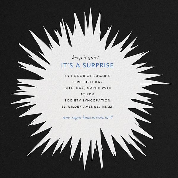 Exuberant - Black - Kelly Wearstler - Adult birthday