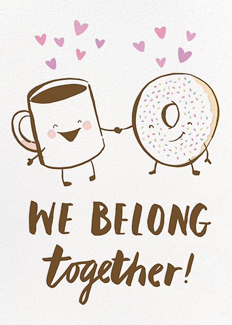 Breakfast Buddies  - Hello!Lucky - Love cards