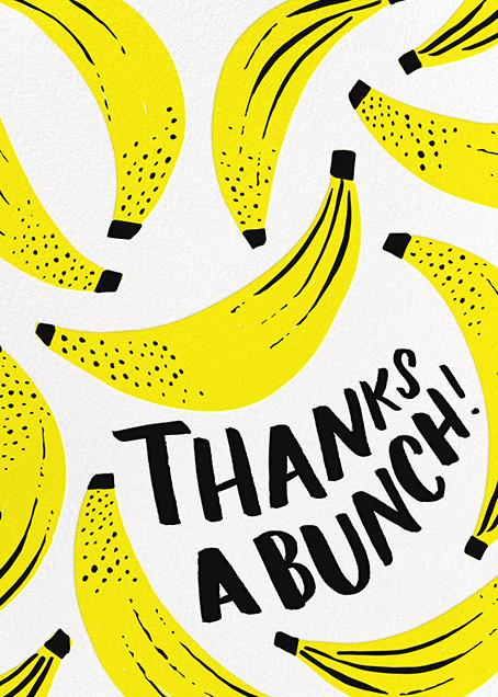 Banana Bonanza - Hello!Lucky - Thank you