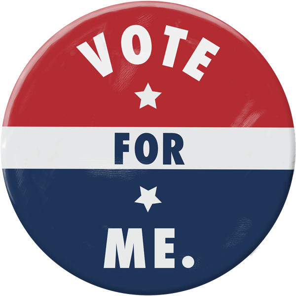 Vote for Me - Paperless Post - Election night