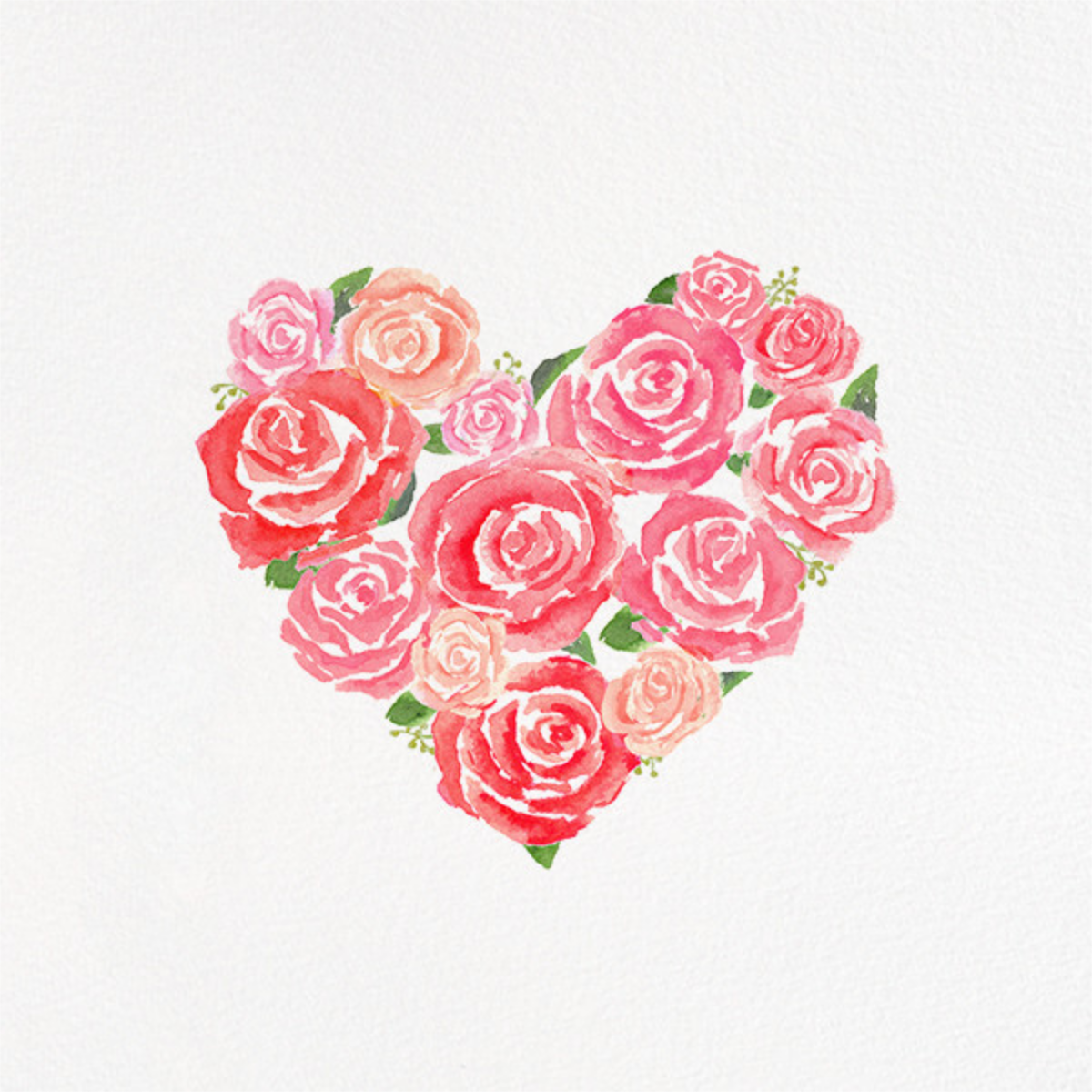 Heart in Bloom - Paperless Post - Valentine's Day