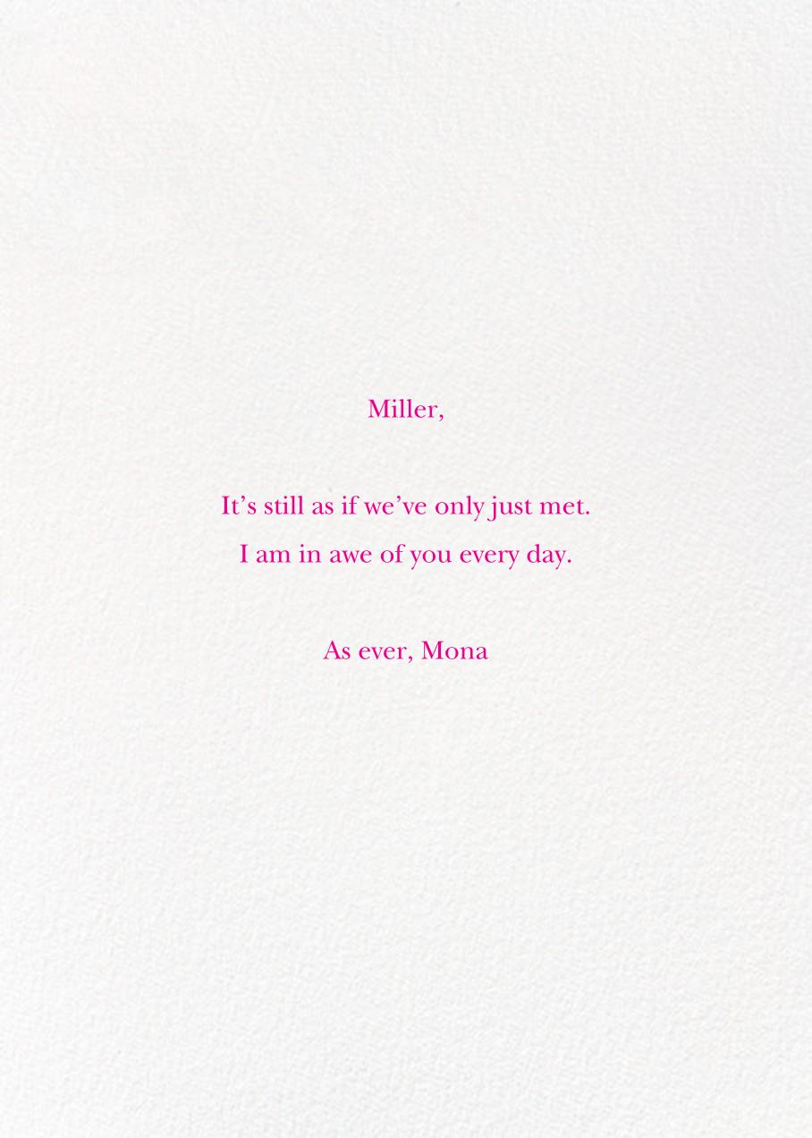 Valentine Jumble - Paperless Post - Valentine's Day - card back