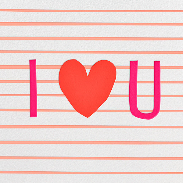 I Love You - Linda and Harriett - Valentine's Day